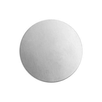 Sottotorta in alluminio da diametro 26 cm professionale